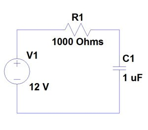 capacitor time constant