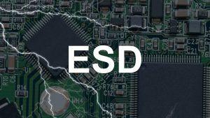 esd circuit board