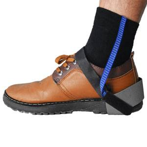 esd shoe heal strap