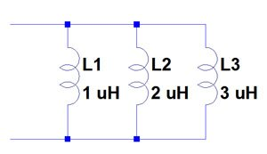 inductors in parallel circuit
